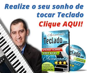 Aprenda a Tocar Teclado !